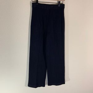 St John Basics Santana Knit Black Pants 2